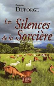 Les silences de la sorciere - Couverture - Format classique