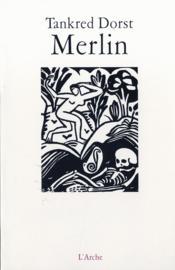 Merlin ou la terre dévastée - Couverture - Format classique