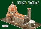 Florence-Firenze ; Duomo, Campanile, Battisero - Intérieur - Format classique