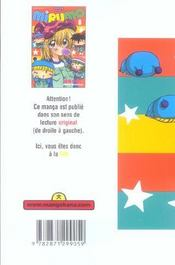 Mirumo t.8 - 4ème de couverture - Format classique