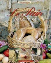 Le pain en lorraine - Intérieur - Format classique