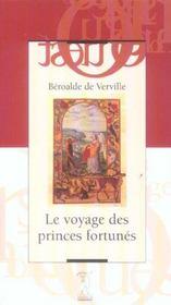 Le Voyage Des Princes Fortunes - Intérieur - Format classique