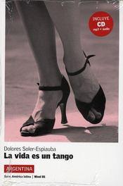 La vida es un tango - Intérieur - Format classique