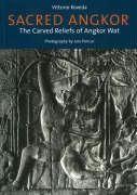 Sacred Angkor (Paperback) /Anglais - Couverture - Format classique