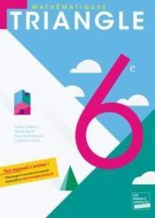 Mathématiques ; 6ème ; livre de l'élève format compact - Couverture - Format classique