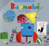 Barnabé et la fusée - Couverture - Format classique
