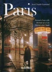Vente livre :  Paris ; portrait of a city  - Jean-Claude Gautrand