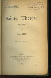 Sainte Therese (1515-1582) - Couverture - Format classique