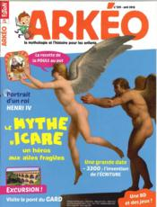 Vente livre :  Arkeo Junior N 239 Icare Avril 2016  - Collectif