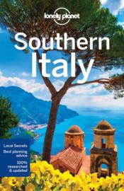 Vente  Southern Italy (4e édition)  - Collectif Lonely Planet