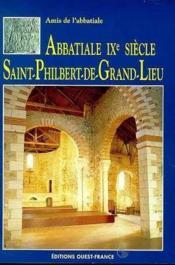 Abbatiale St Philbert-De-Grand-Lieu - Couverture - Format classique