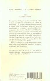 Silex Babel 469 - 4ème de couverture - Format classique