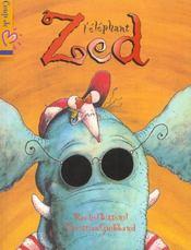 Zed L'Elephant - Intérieur - Format classique