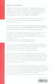 Communique ou meurs ! - 4ème de couverture - Format classique