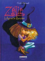 Zélie t.1 ; l'apprentie sorcière - Intérieur - Format classique
