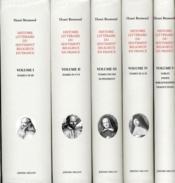 Histoire Litteraire Du Sentiment Religieux En France - Couverture - Format classique
