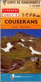 Couserans ; Valier ; Mauberme - Couverture - Format classique