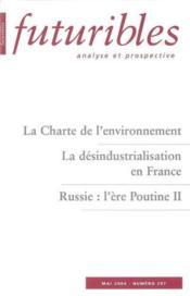 La charte de l'environnement - Couverture - Format classique