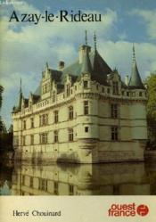 Azay le rideau - Couverture - Format classique