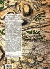 Atlas historique des routes de France - 4ème de couverture - Format classique