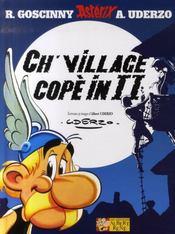 Ch' village copè in II - Intérieur - Format classique