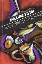 Le carnaval des ustensiles - Intérieur - Format classique