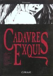 Cadavres Exquis - Intérieur - Format classique
