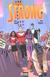 Tom Strong T.2 - Intérieur - Format classique