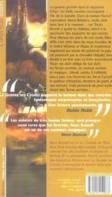 Icares ; La Guerre Des Cygnes ; L'Ile De La Bataille - 4ème de couverture - Format classique