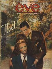 Eve N°845 du 06/12/1936 - Couverture - Format classique