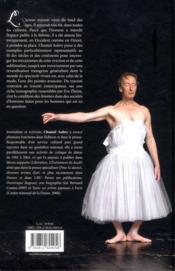 La femme et le travesti - 4ème de couverture - Format classique
