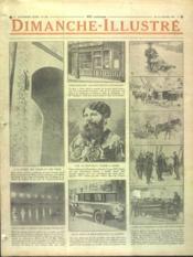 Dimanche Illustre N°152 du 24/01/1926 - Couverture - Format classique