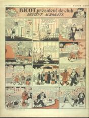 Dimanche Illustre N°152 du 24/01/1926 - Intérieur - Format classique