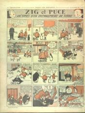 Dimanche Illustre N°152 du 24/01/1926 - 4ème de couverture - Format classique
