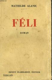 Feli. - Couverture - Format classique