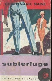 Subterfuge - Couverture - Format classique