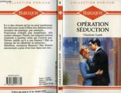 Operation Seduction - Runaway Wife - Couverture - Format classique
