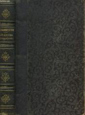 LES AMOURS DE FRANCOIS Ier - Couverture - Format classique