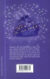 Lily et la prison enchantée t.3 - 4ème de couverture - Format classique