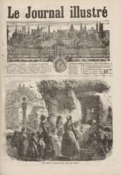 Journal Illustre (Le) N°328 du 22/05/1870 - Couverture - Format classique