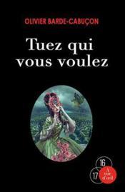 télécharger TUEZ QUI VOUS VOULEZ pdf epub mobi gratuit dans livres 66451480_13919945