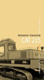 Vente  Cat 215  - Antonin Varenne
