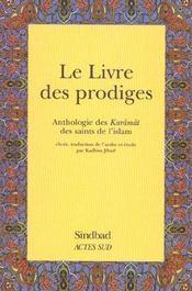 Le livre des prodiges - Intérieur - Format classique