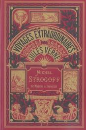 Voyages extraordinaires : Michel Strogoff t.2 - Intérieur - Format classique