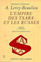 Empire Des Tsars Et Des Russes 3 (L') - Couverture - Format classique