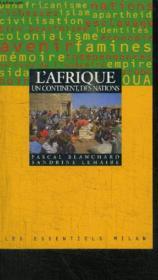 Quel avenir pour l'afrique - Couverture - Format classique