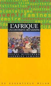 Quel avenir pour l'afrique - Intérieur - Format classique