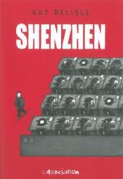 Shenzhen - Couverture - Format classique