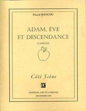 Adam, ève et descendance - Intérieur - Format classique