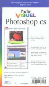 Photoshop Cs - 4ème de couverture - Format classique